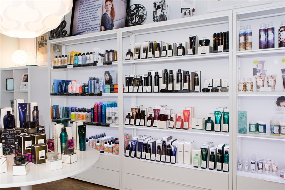 Products and Brands - H2O Salon Spa, Manchester, Bedford ...