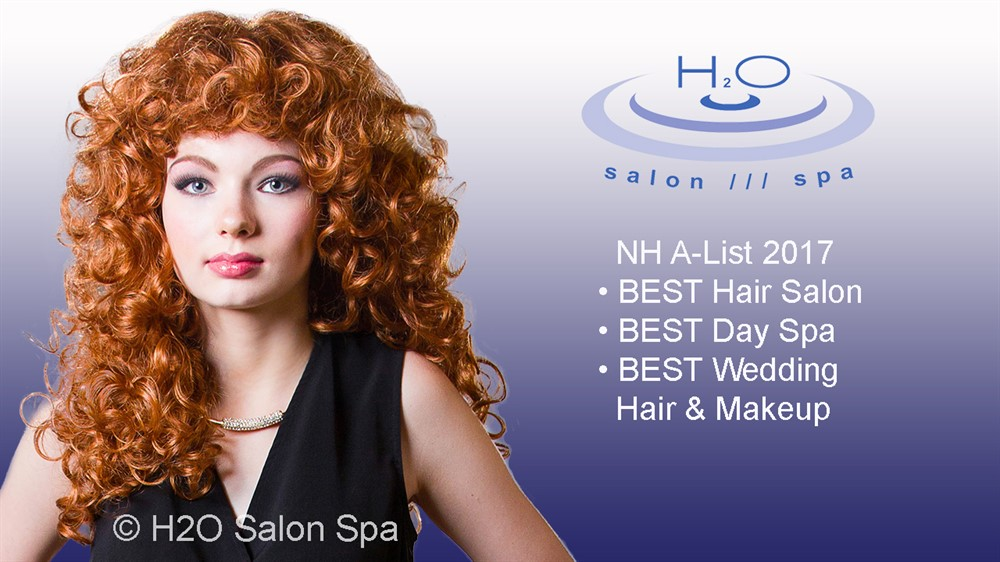 H2O Salon Spa- Voted Best Salon NH, Best Spa NH ...